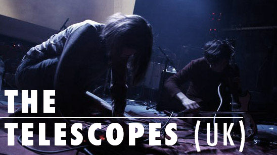 THE TELESCOPES (UK)
